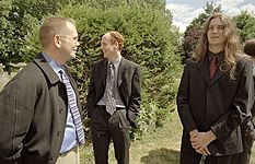Dale Loyd, Gareth McKevitt and Matt Pitts - Ali and Andy's Wedding