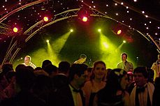 JTQ at Clare May Ball 2004