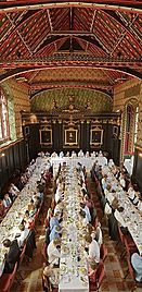 Queens' College, Cambridge - Deborah and David's Wedding