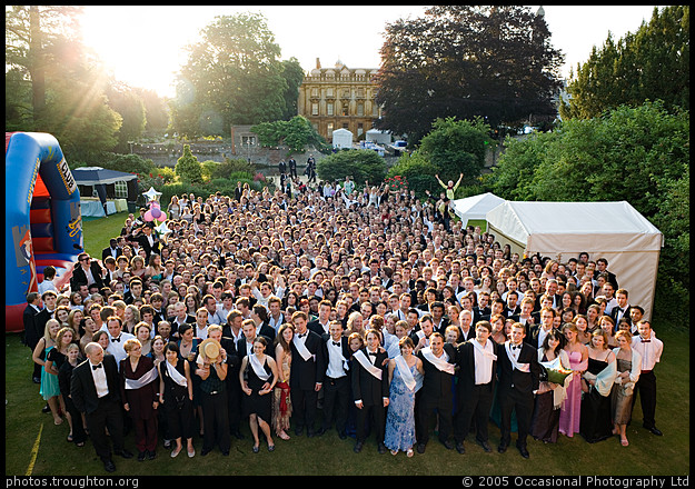 Survivors - Clare May Ball 2005 - 2005 May Balls