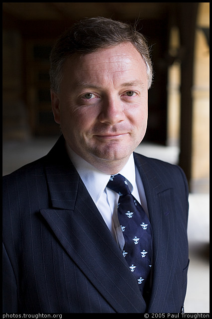 David Hill, Director of Music - St John's College Choir